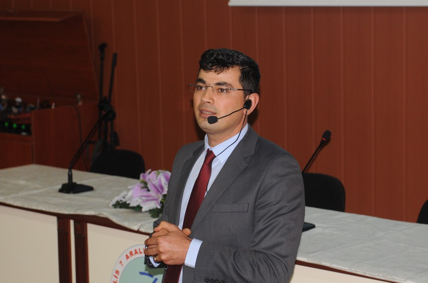 Aziz Sancar Seminer 4